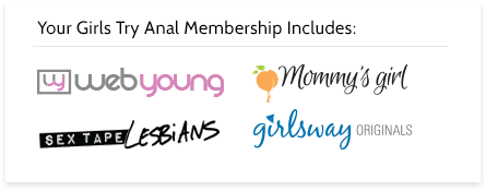 Your membership includes: WebYoung.com, MommysGirl.com, SexTapeLesbians.com and girlsway.com